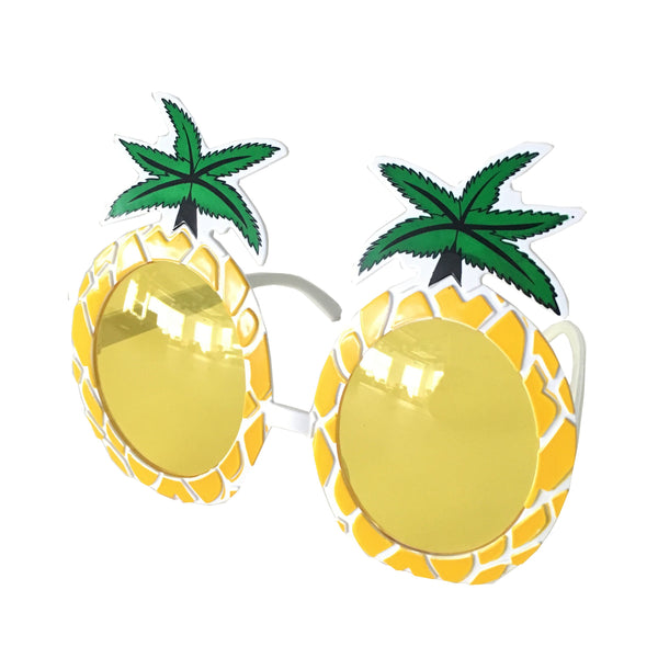Summer Party Pineapple Glasses - Sunbeauty