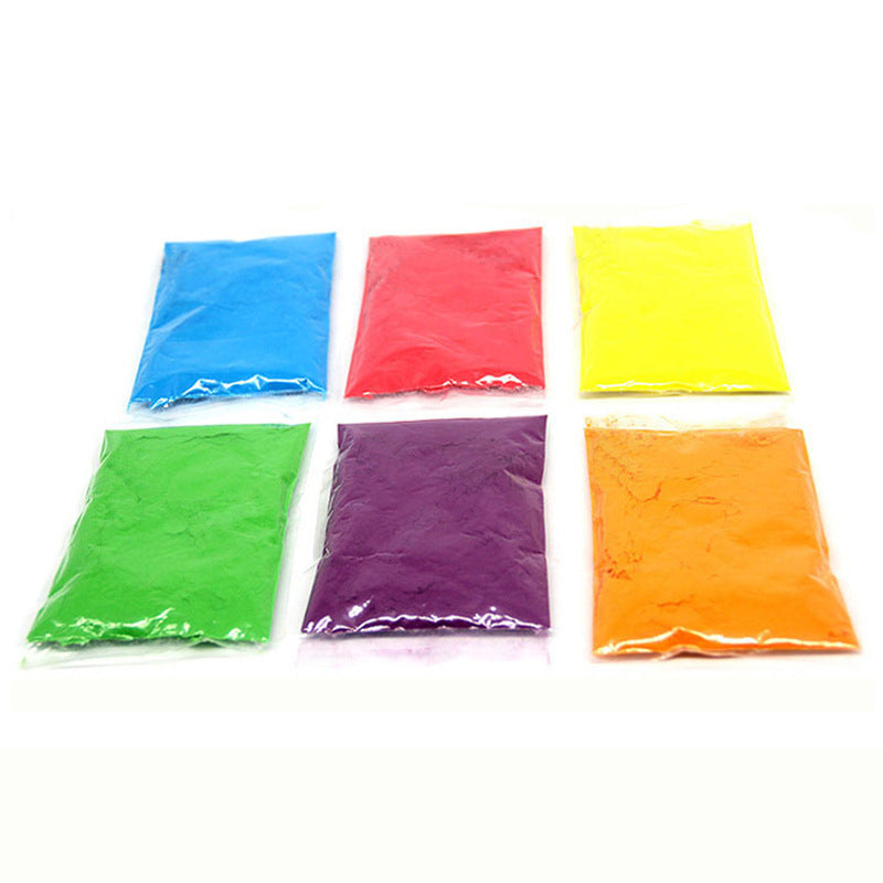 Festival Event Colorful Cornstarch Holi Party Color Run Powder - Sunbeauty