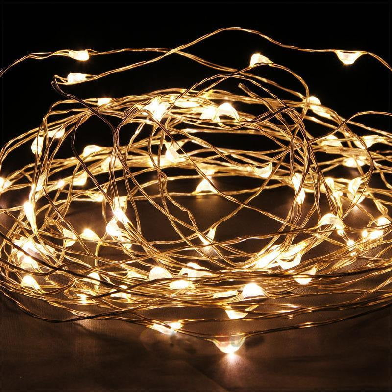 Holiday Decoration Party Light(Warm Light) - Sunbeauty
