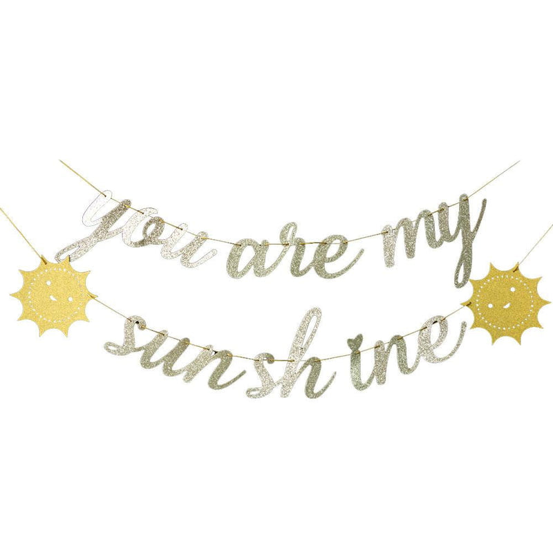 You are my sunshine Banner - Sunbeauty