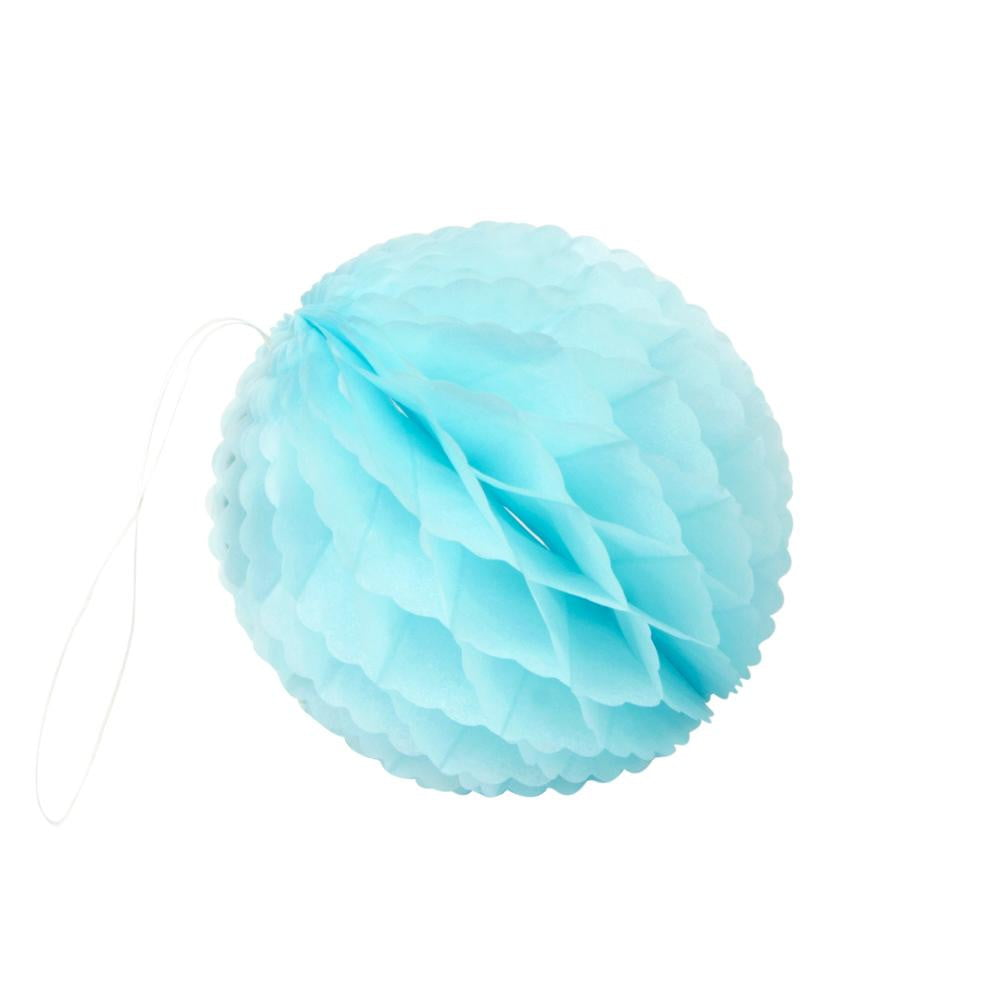 Tiffany Blue Lace Honeycomb Ball - Sunbeauty