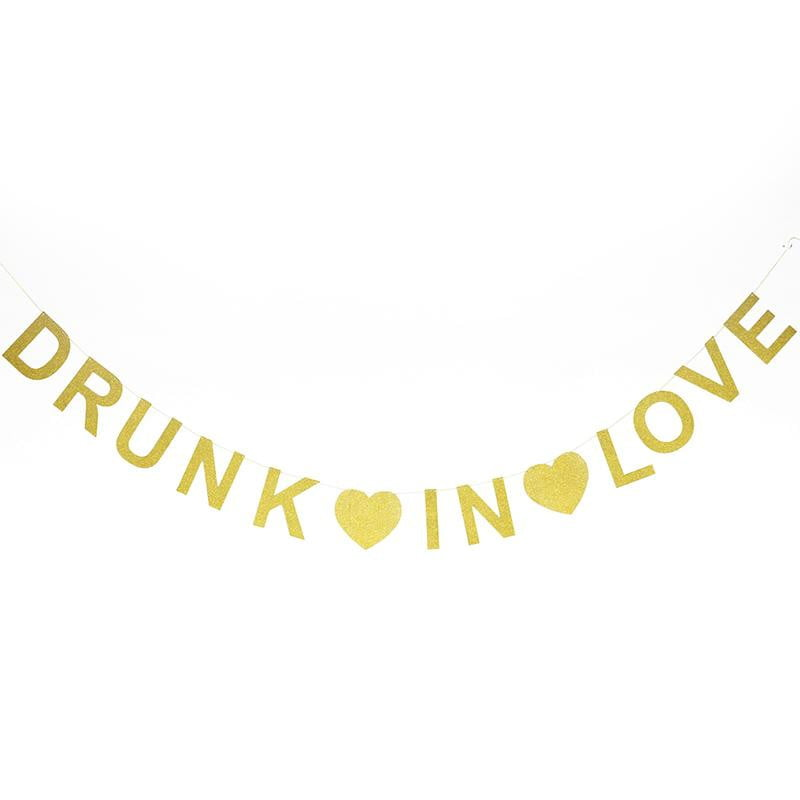DRUNK IN LOVE Banner - Sunbeauty