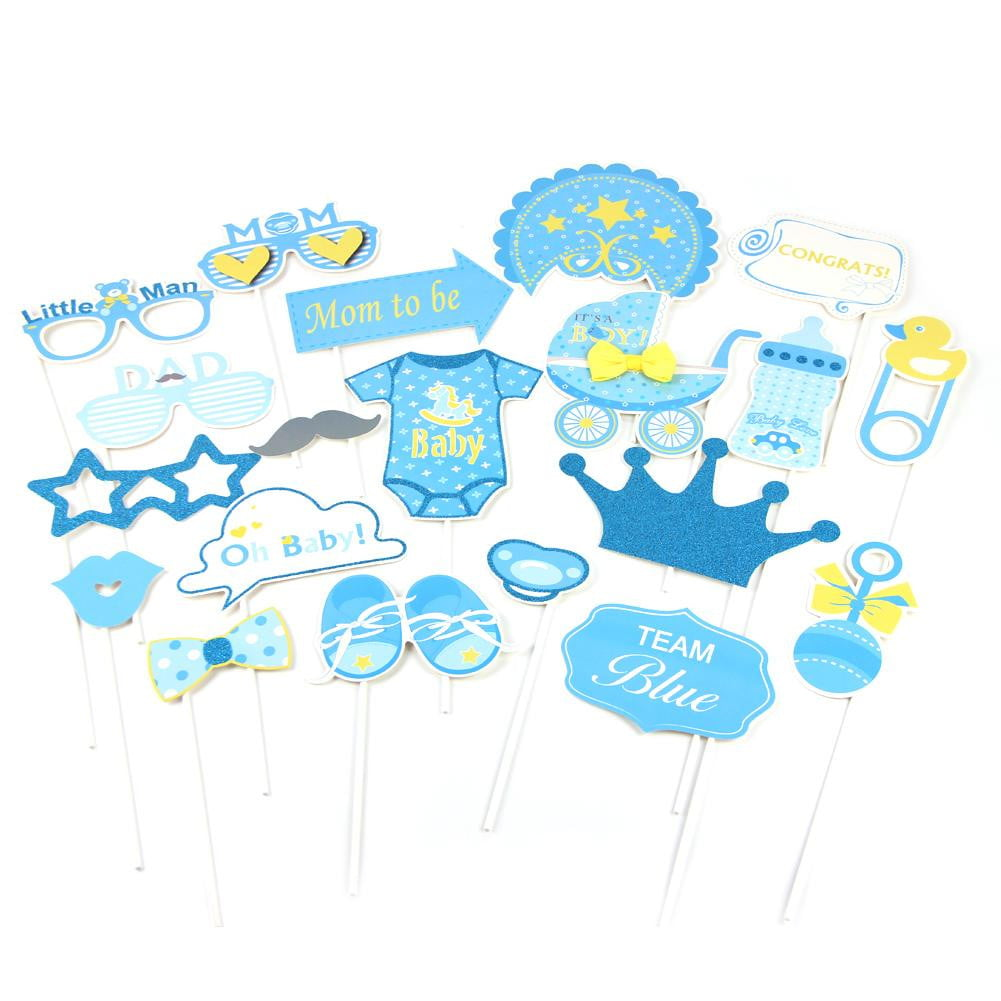 Baby Shower Decorations For Boy With Paper Pinwheels - cnsunbeauty