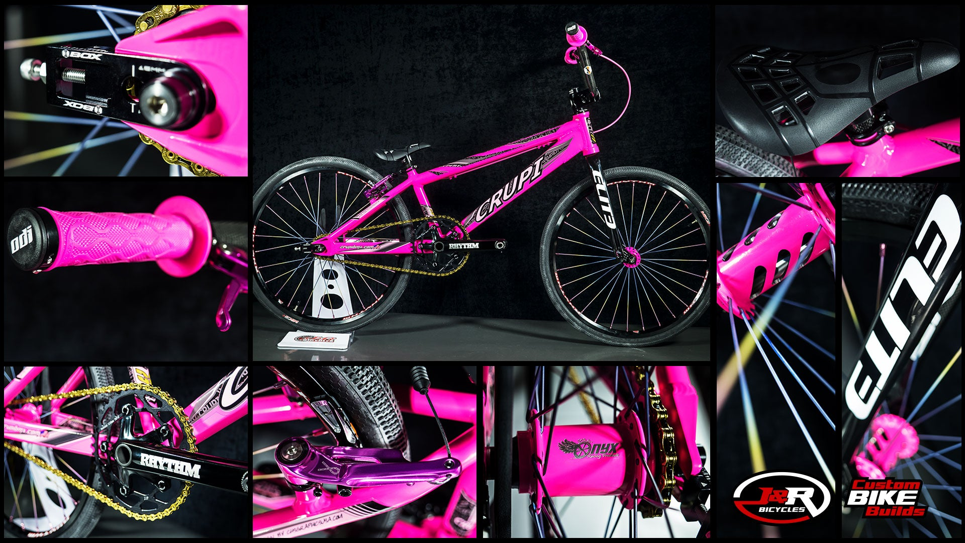J&R Custom Build: Pink Crupi