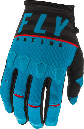Fly Racing 2020 Kinetic K120 Racing Glove-Blue/Black/Red