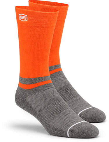100% Athletic Sock-Block  - J&R Bicycles BMX Super Store