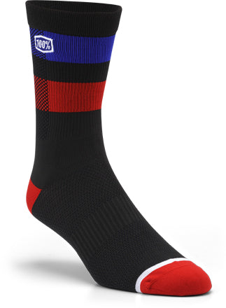 100% Performance Sock-Flow  - J&R Bicycles BMX Super Store