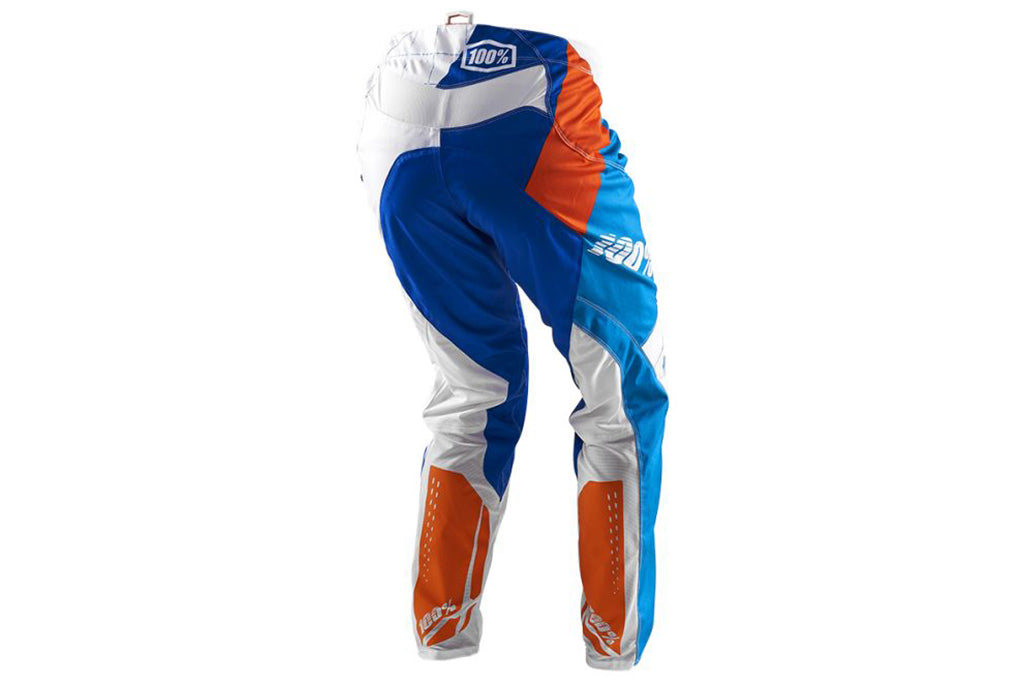 100% R-Core DH Pant-White  - J&R Bicycles BMX Super Store