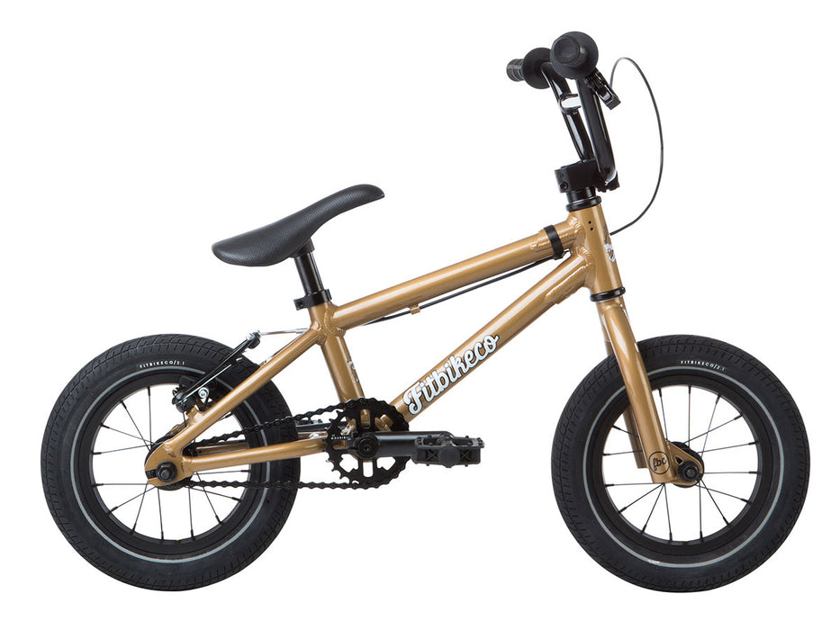 "Fit 2019 Misfit 12"" Bike-Gold"