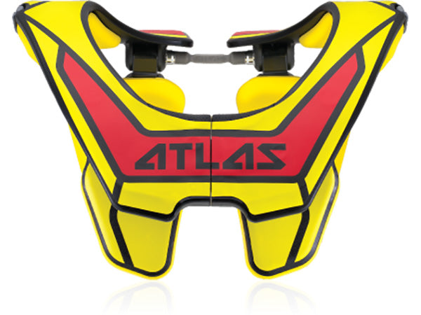 Atlas Air Neck Brace-Hi-Viz