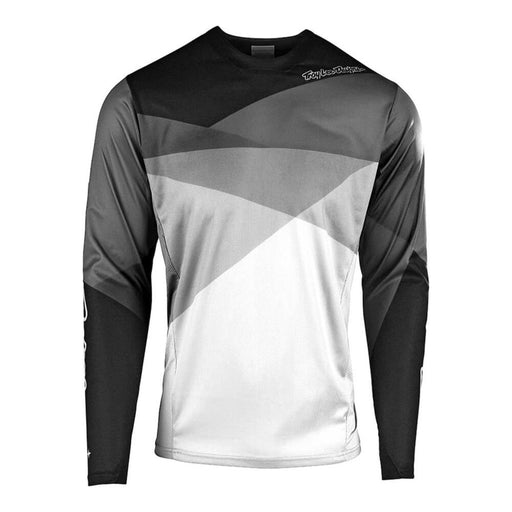 Troy Lee Designs 2019 Sprint Jet Jersey-White/Grey