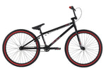 "Haro 2016 Downtown 24"" Bike-Gloss Black"