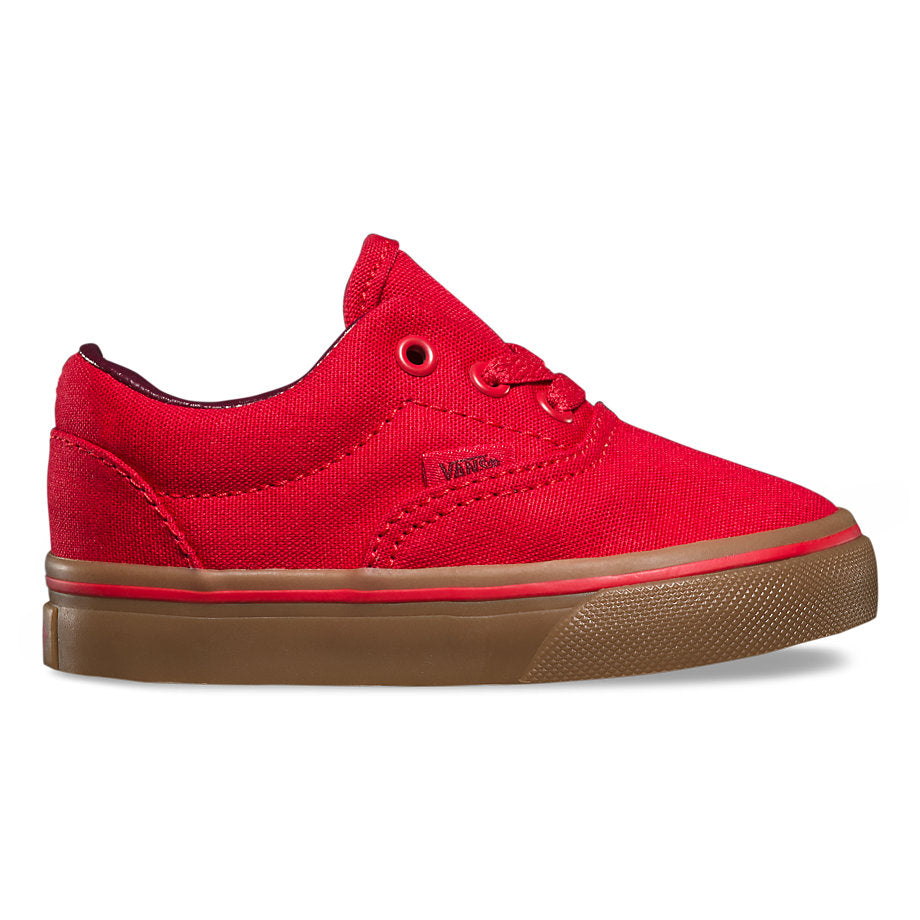 Vans Era-Toddler-Racing Red/Gum