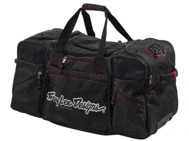 TROY LEE SE Gear Bag | STANDARD BLACK