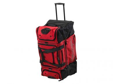 TROY LEE SE Gear Bag | WHEELED RED