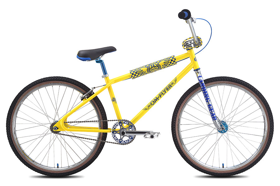 "SE Racing 2016 OM Flyer-26""-Yellow"