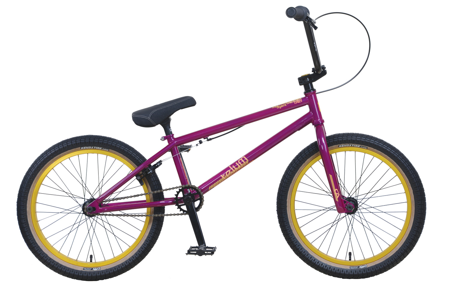 Free Agent 2016 Telum Bike-Purple