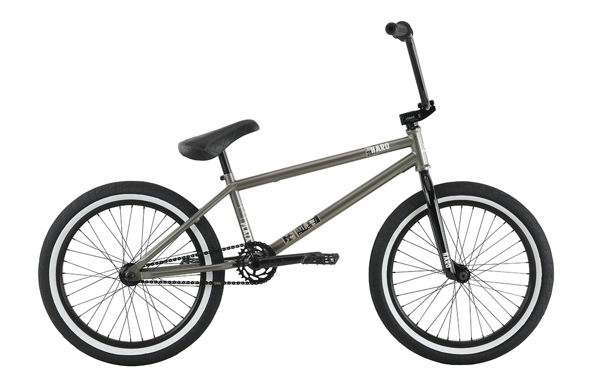 "Haro 2017 Plaza 21"" Bike-Gloss Pewter"