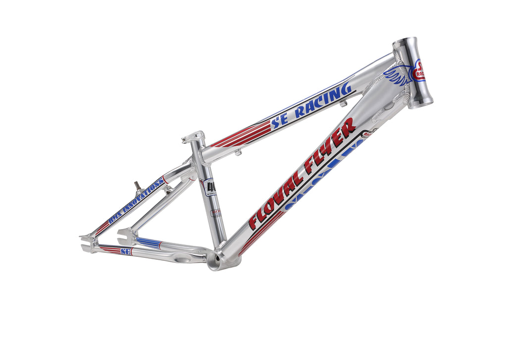 SE Racing 2018 PK Ripper Super Elite Frame-Hi-Polish Silver-24