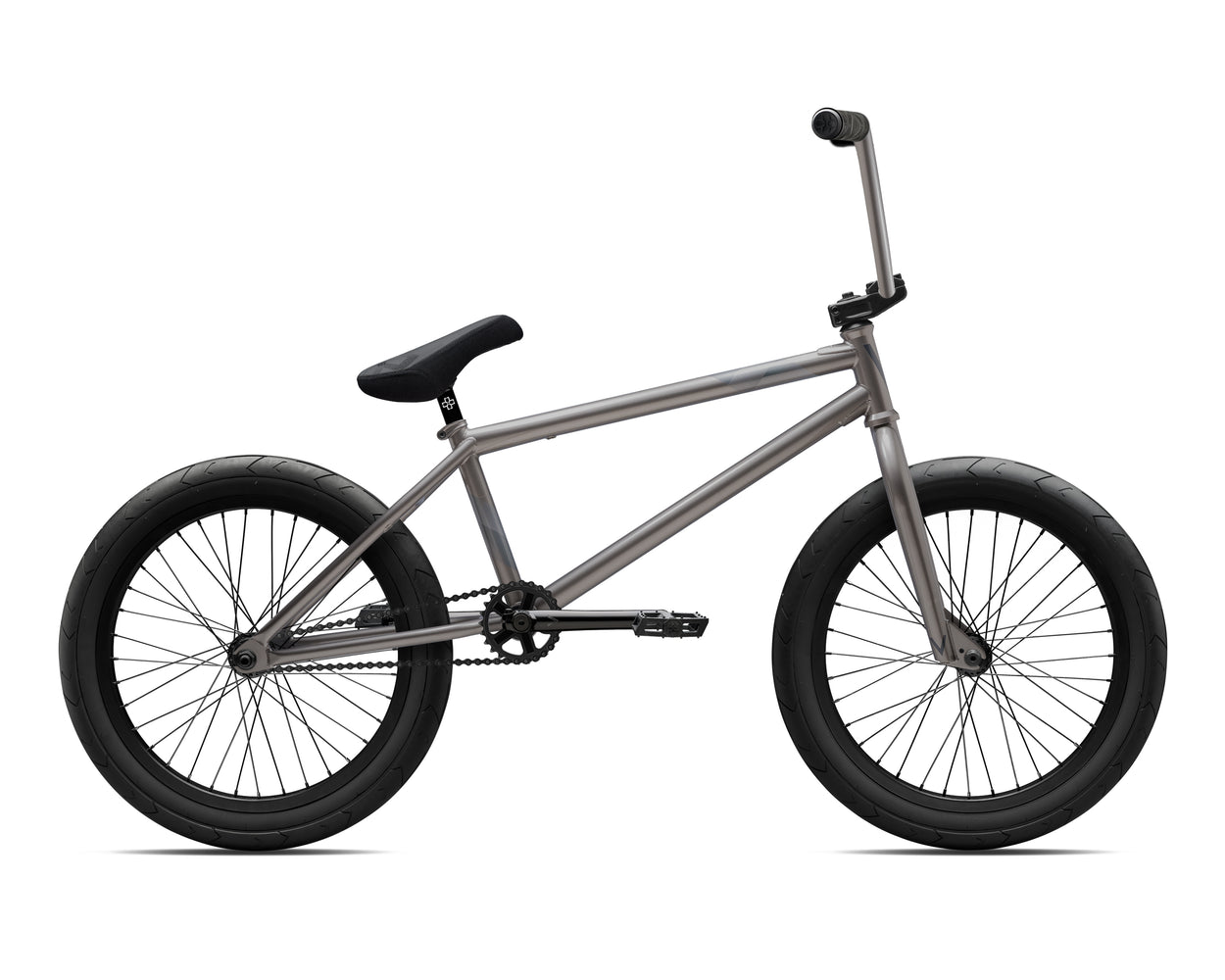 Verde 2018 Vex XL Bike-Gloss Metallic Gray