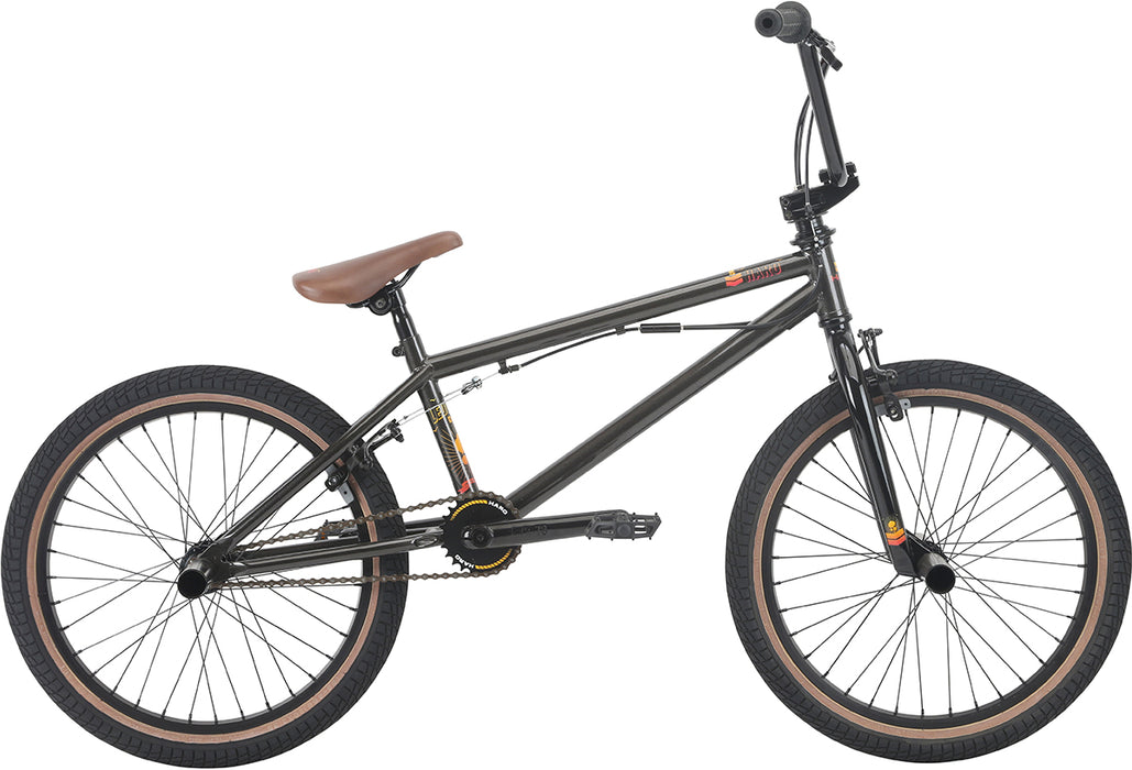 Haro 2018 Leucadia DLX Bike - Metallic Grey