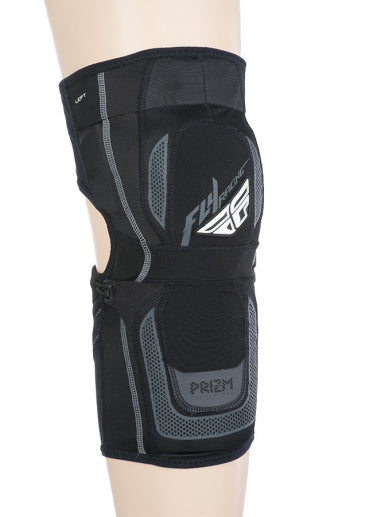 Fly Racing Prizm Knee Guard-Black