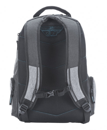 Fly Main Event Backpack-Black/Grey
