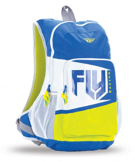 Fly Racing Jump Backpack-Blue/Lime