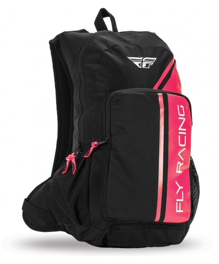 Fly Racing Jump Backpack-Red/Black