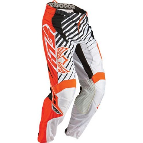 Sale Fly Kinetic RS Pant-Orange/White