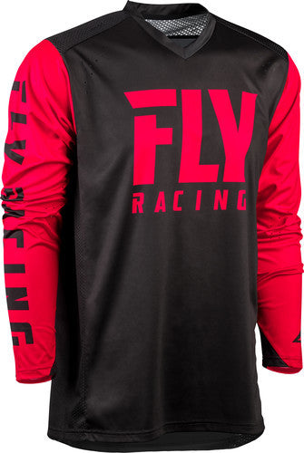 Fly Racing 2020 Radium Jersey-Black/Red