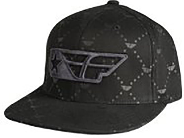 Fox F Star Hat | Black
