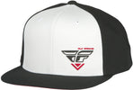 Fly Racing Choice Hat Black/White