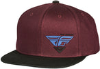 Fly Racing Choice Hat Port/Blue