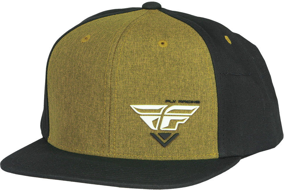 Fly Racing Choice Hat Black/Gold