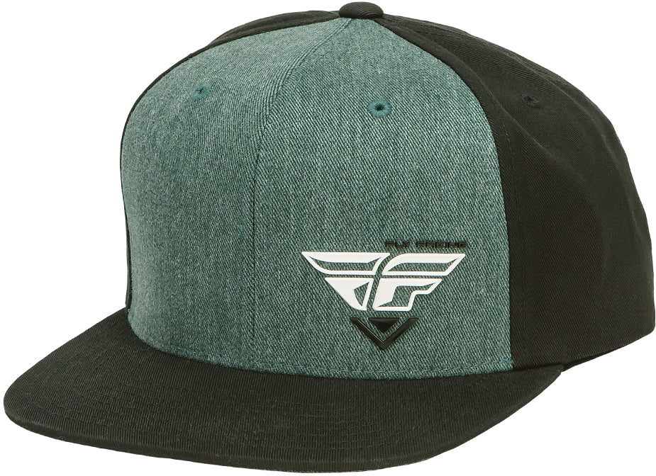 Fly Racing Choice Hat Teal/Black
