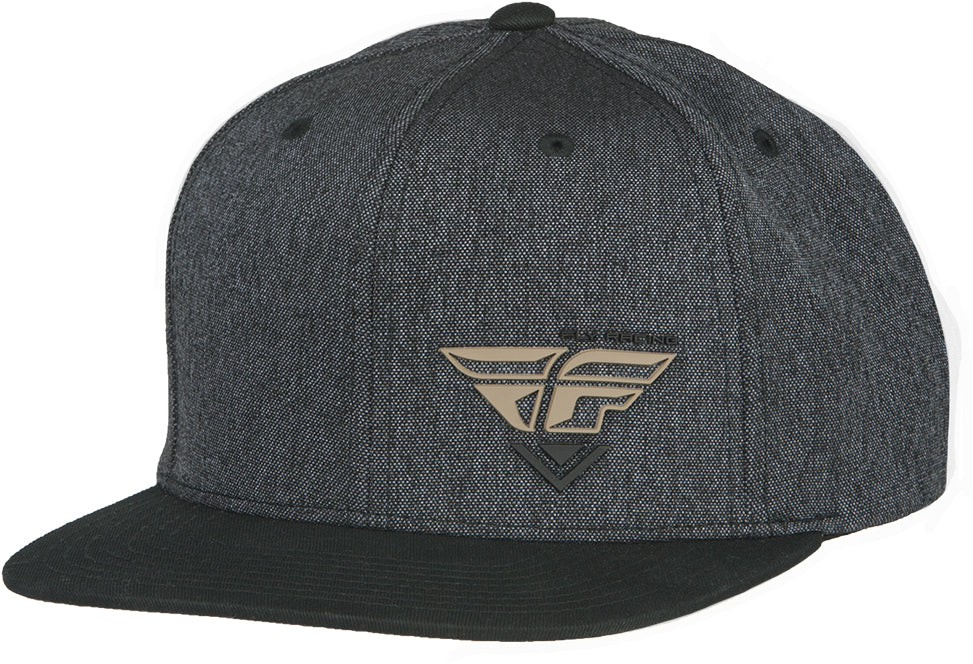 Fly Racing Choice Hat Black/Khaki