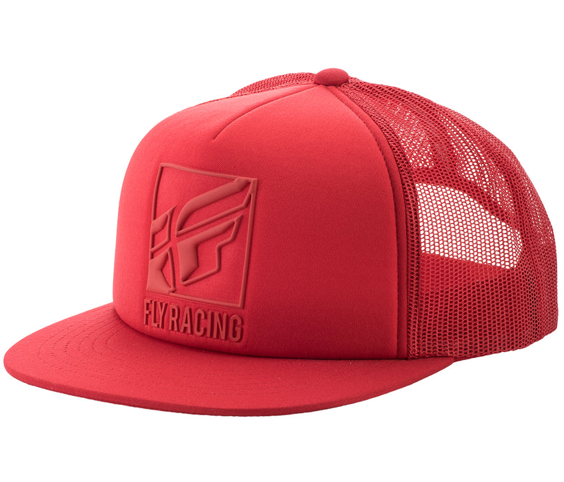 Fly Racing Lumper Hat Red