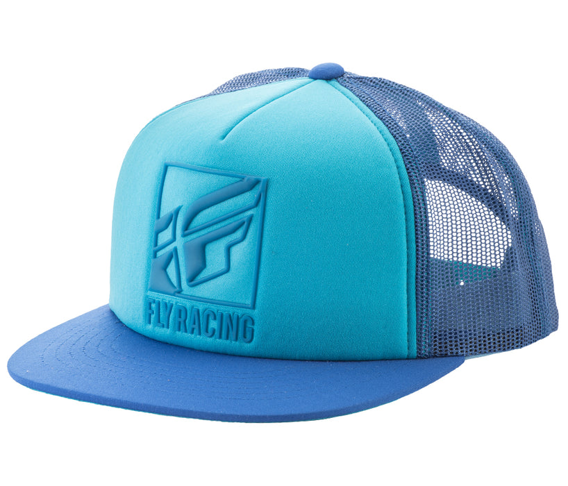Fly Racing Lumper Hat Teal