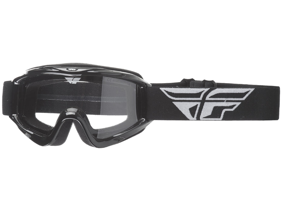 Fly Racing 2018 Focus Goggle Black