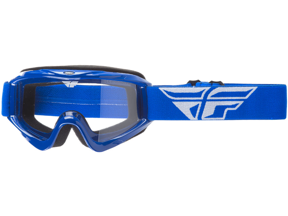 Fly Racing 2018 Focus Goggle Blue