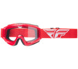 Fly Racing 2018 Focus Goggle Red