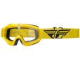 Fly Racing 2018 Focus Goggle Yellow