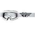 Fly Racing 2018 Focus Goggle White