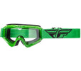 Fly Racing 2018 Focus Goggle Green