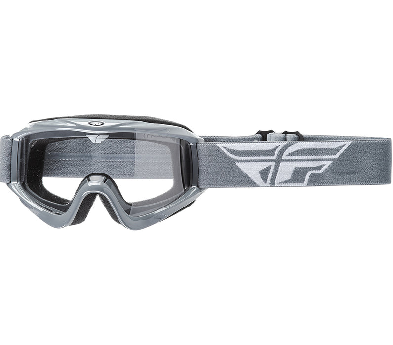 Fly Racing 2018 Focus Goggle Grey