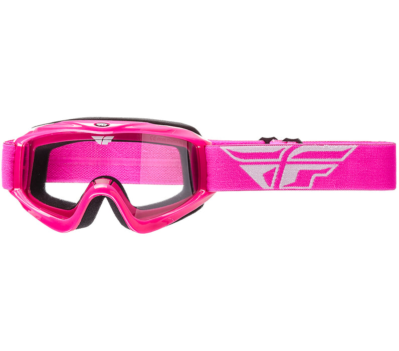 Fly Racing 2018 Focus Goggle Pink