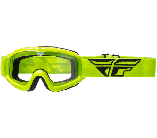 Fly Racing 2018 Focus Goggle Hi-Vis Yellow