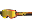 Fly Racing 2018 Zone Composite Goggle Yellow/Orange/Black