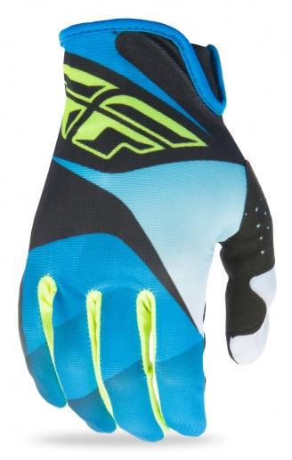 Fly Racing 2017 Lite Glove-Blue/Black/Hi-Vis